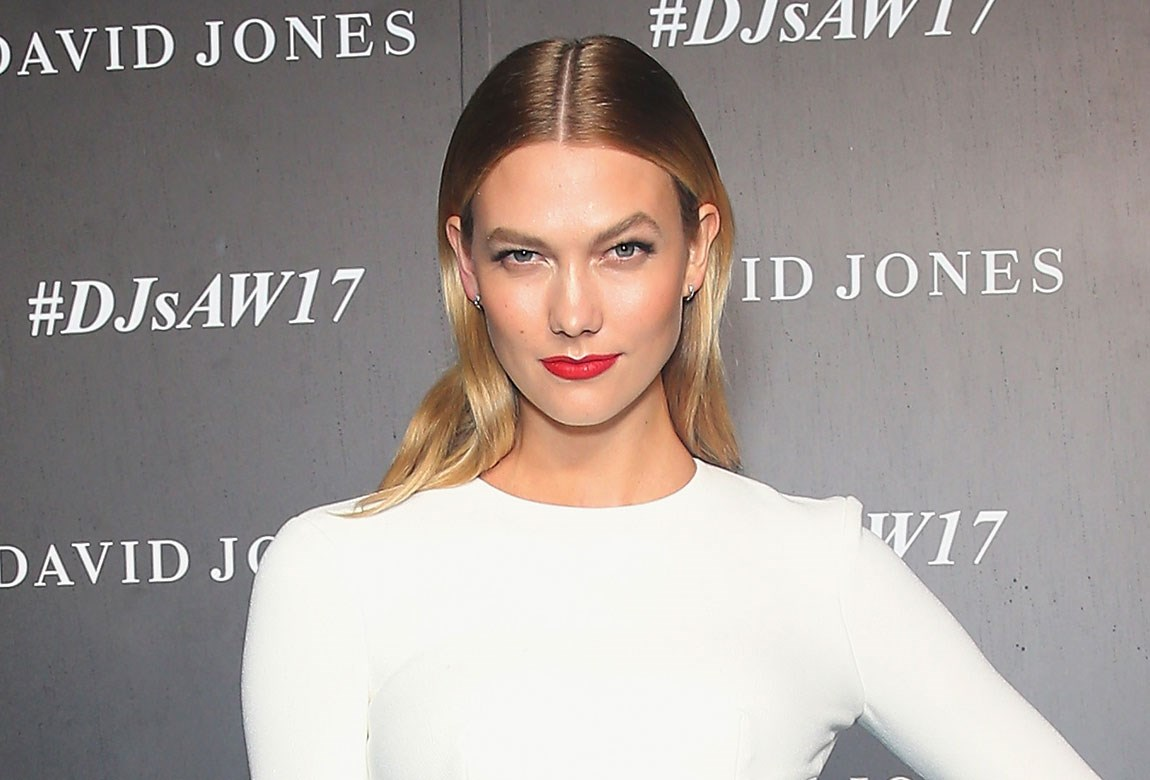 Freesia False Lashes By Napoleon Perdis How To: Karlie Kloss's Glowing  Skin & Red Lip Makeup
