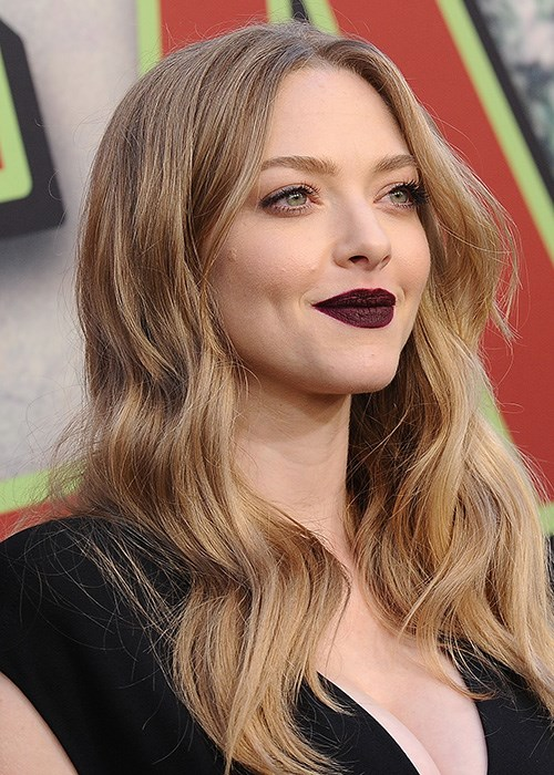 Amanda Seyfried Lip Colour At Twin Peaks Premiere Beauty