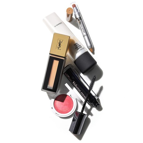 The 5-minute face makeup essentials
