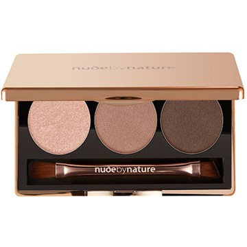 Nude By Nature Illusion Eyeshadow Trio