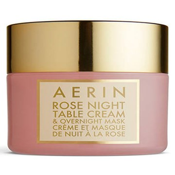 AERIN Rose Night Table Cream & Overnight Masque