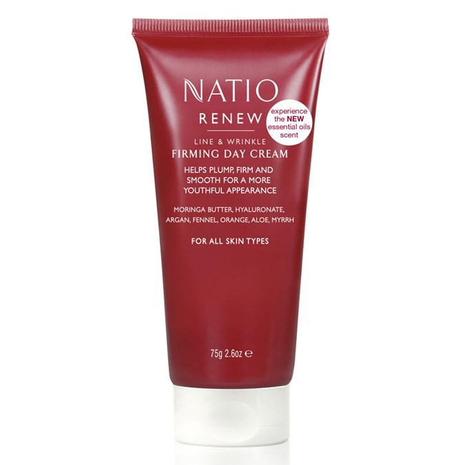 Natio Renew Line and Wrinkle Firming Day Cream