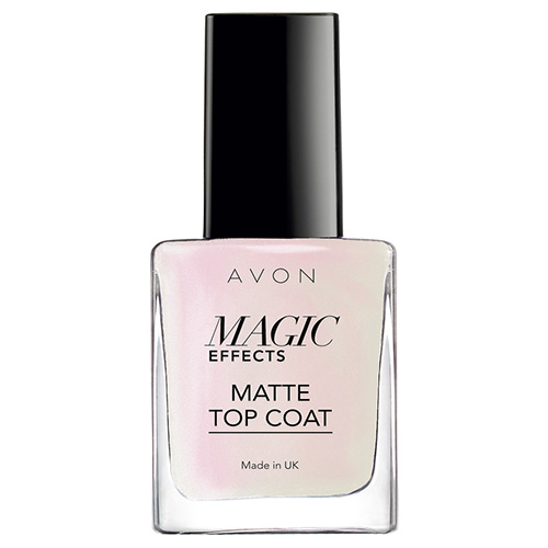 Avon Magic Effects Matte Top Coat