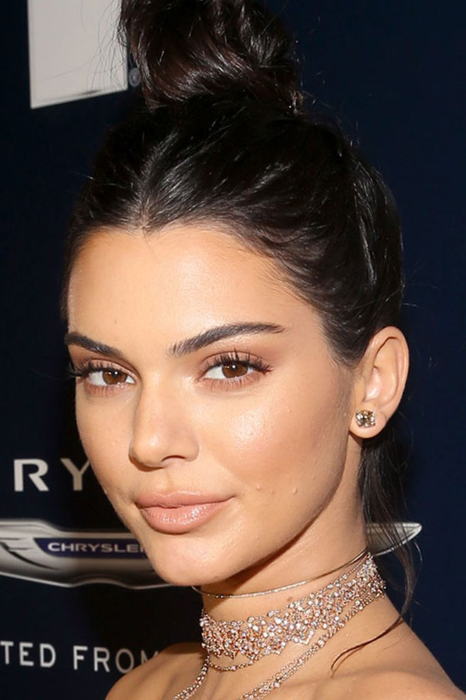 Kendall Jenner Is Becoming A Walking Billboard For 90s