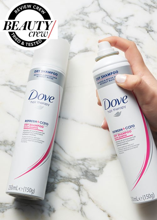dove dry shampoo reviews