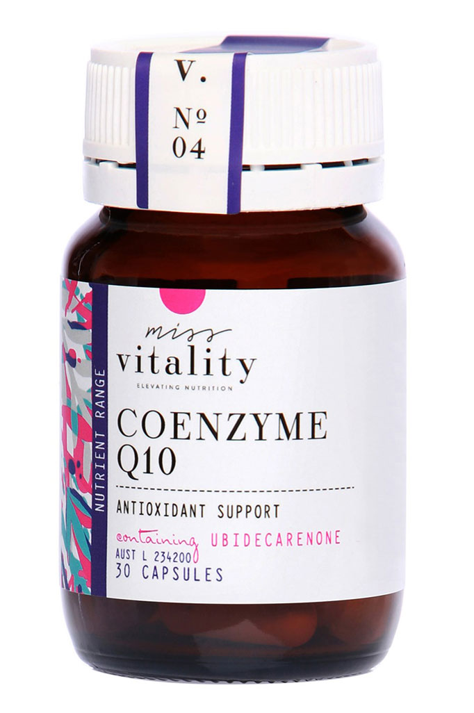 Miss Vitality Co-Enzyme Q10