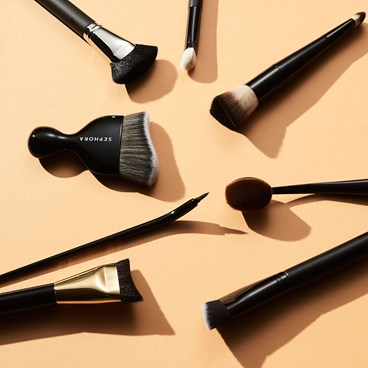 best curved makeup brushes