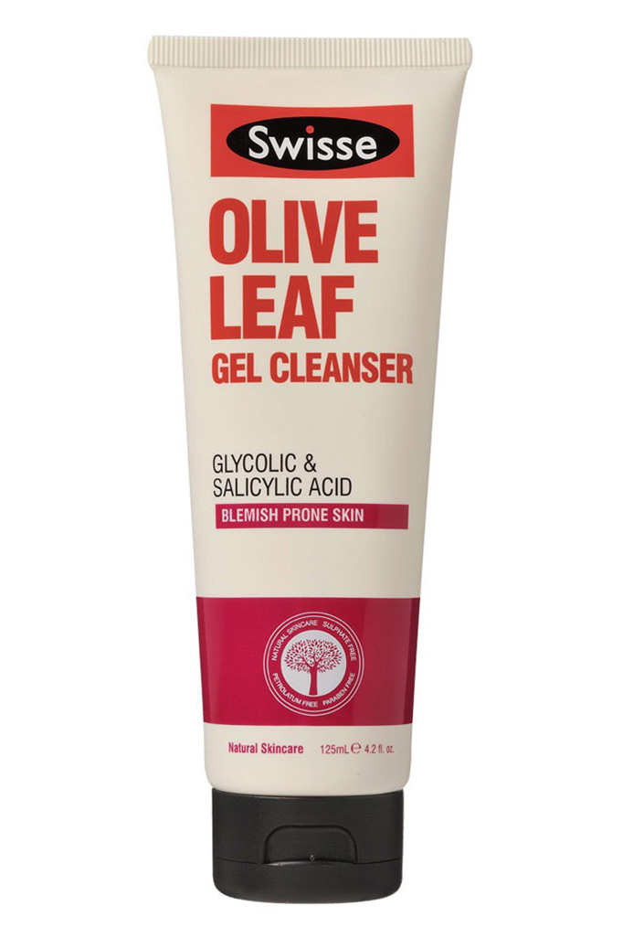 Swisse Olive Leaf Gel Cleanser