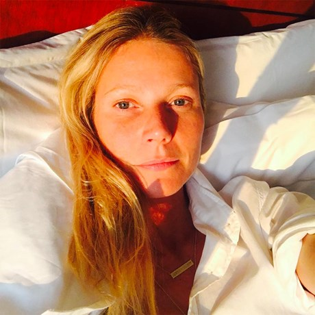 How To Give Your Skin A Facial While You Sleep - Gwyneth Paltrow
