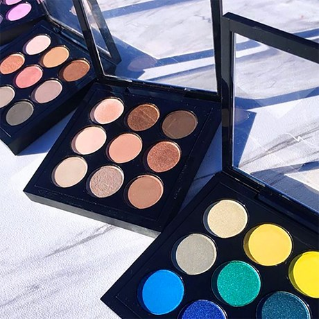 New MAC Personality Palettes