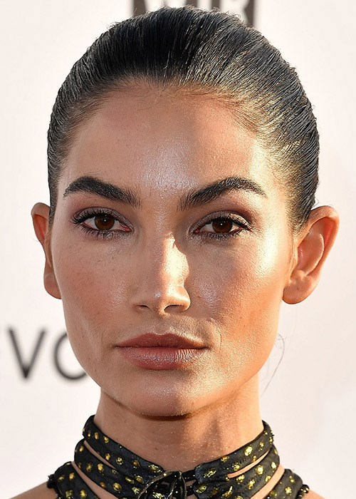 How To Find Your Best Brow Enhancer - Lily Aldridge