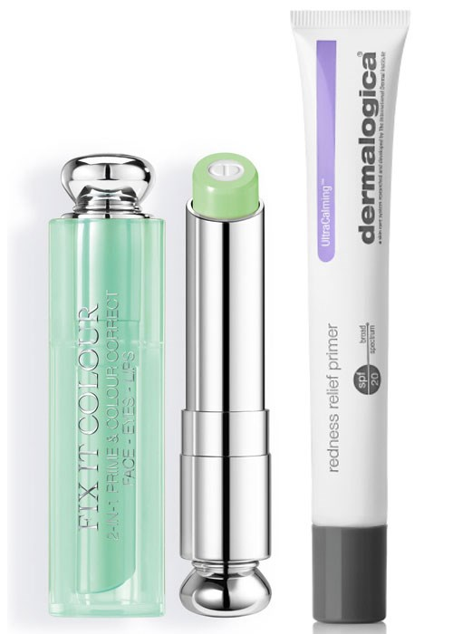 green concealer for redness