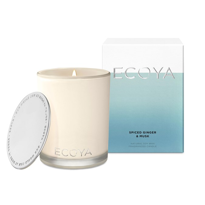 Ecoya Candle Spiced Ginger Musk