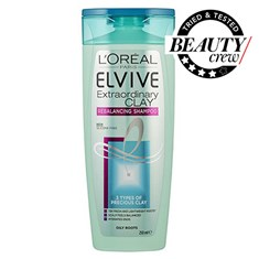 L'Oréal Paris Elvive Extraordinary Clay Re-Balancing Shampoo