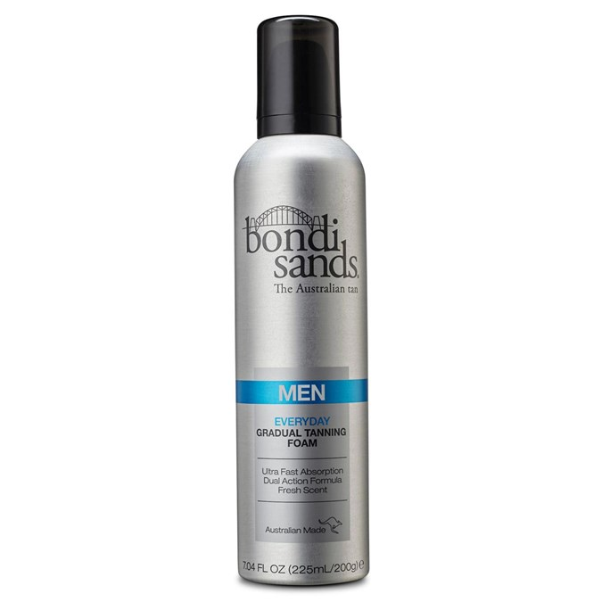 Bondi Sands Men Everyday Gradual Tanning Foam