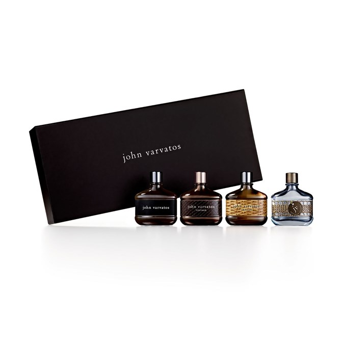 John Varvatos Miniature Gift Set