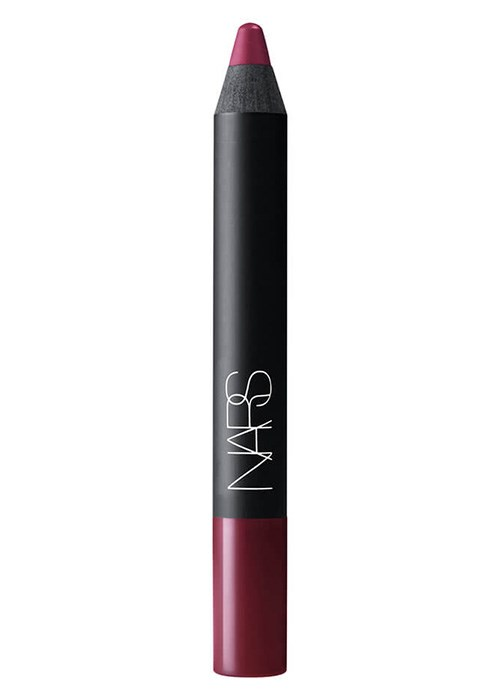 Nars Velvet Matte Lip Pencil in Endangered Red