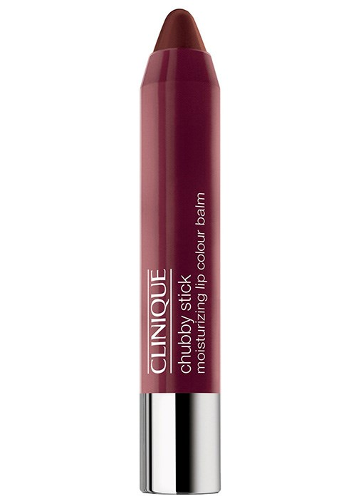 Clinique Chubby Stick Moisturizing Lip Colour Balm in Richer Raisin