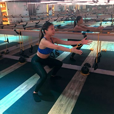 Barre Sweat Exercise Program Review