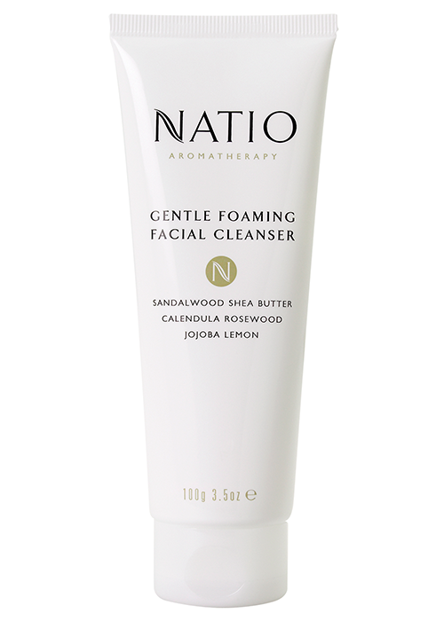 Natio Gentle Foaming Cleanser