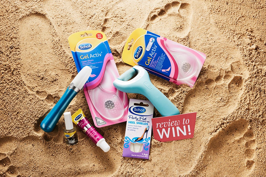Scholl prize pack