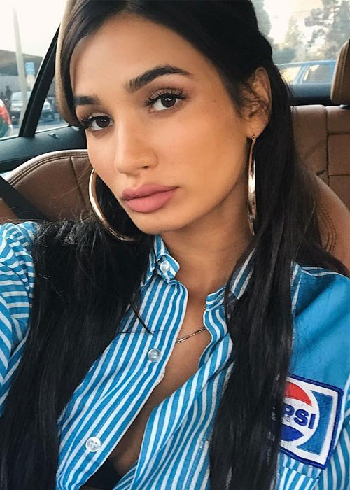 Pia Mia Makeup Hair