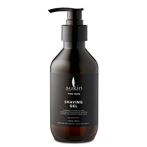 Sukin For Men Shaving Gel