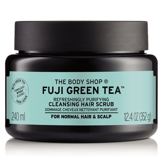 Body-Shop--Fuji-Green-tea-Hair-scrub