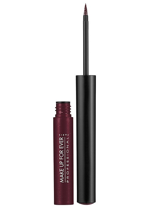 Make Up For Ever Aqua Liner in Diamond Burgundy