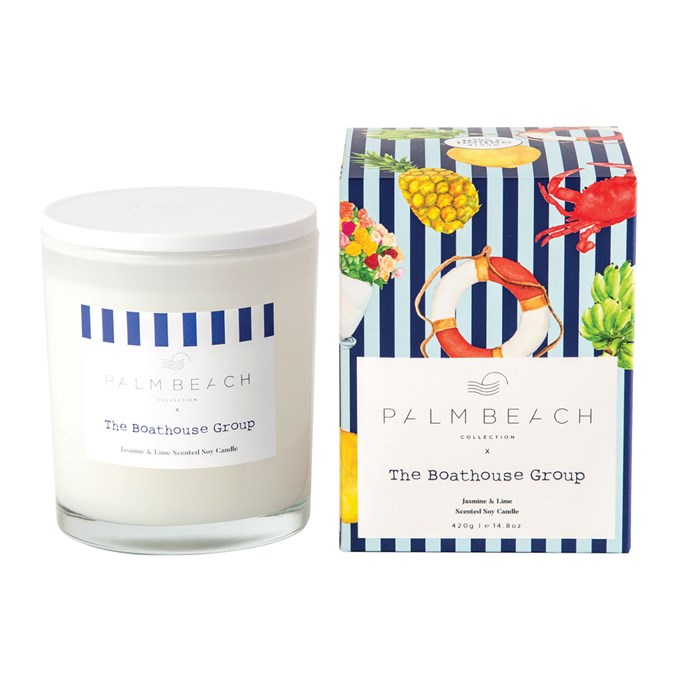 Palm Beach Collection Limited Edition The Boathouse Candle
