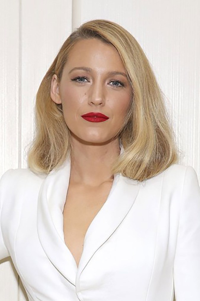 Blake Lively May Have Just Cut All Her Hair Off Beautycrew
