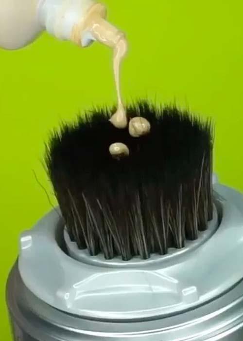 Clarisonic Now Has A Foundation Blending Brush Head Beauty Crew