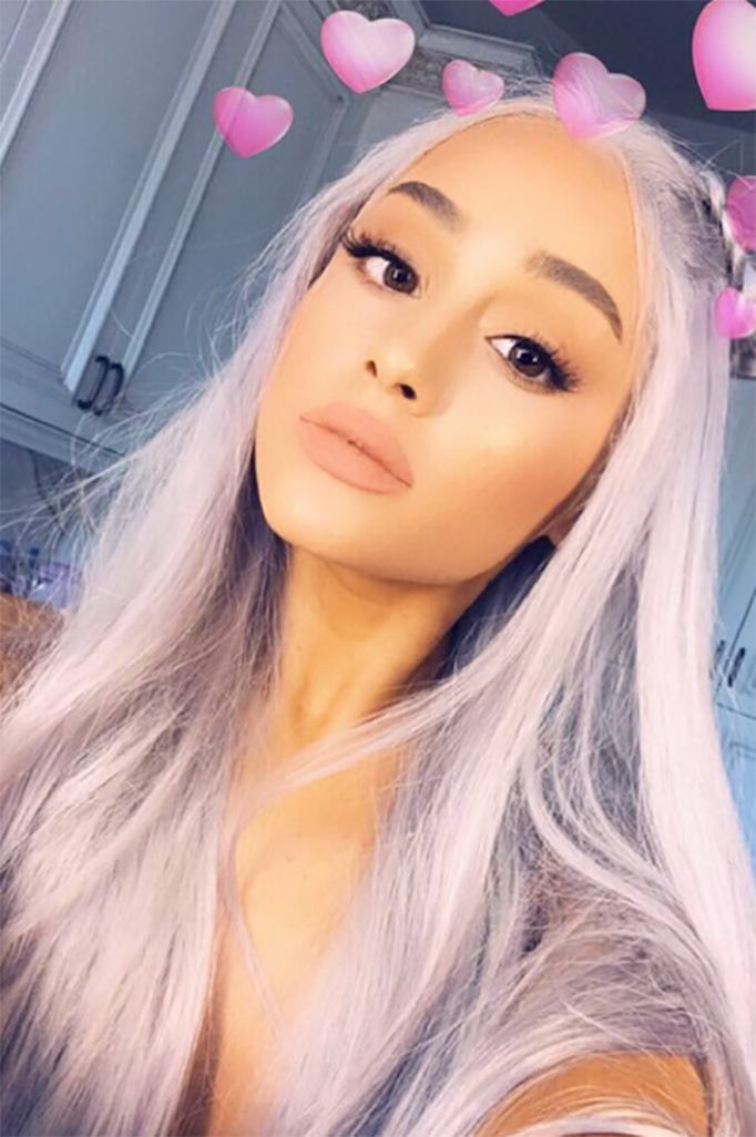Ariana Grande Reveals The Secret To Her Long Hair Beauty