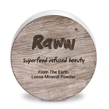 Raww From The Earth Loose Mineral Powder