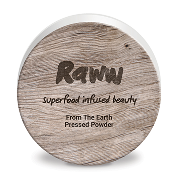 Raww From The Earth Pressed Powder
