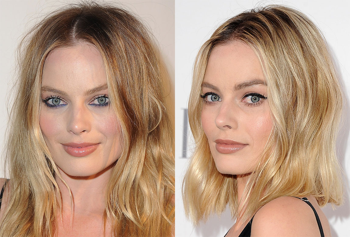 10 models, which dramatically changed the hairstyle