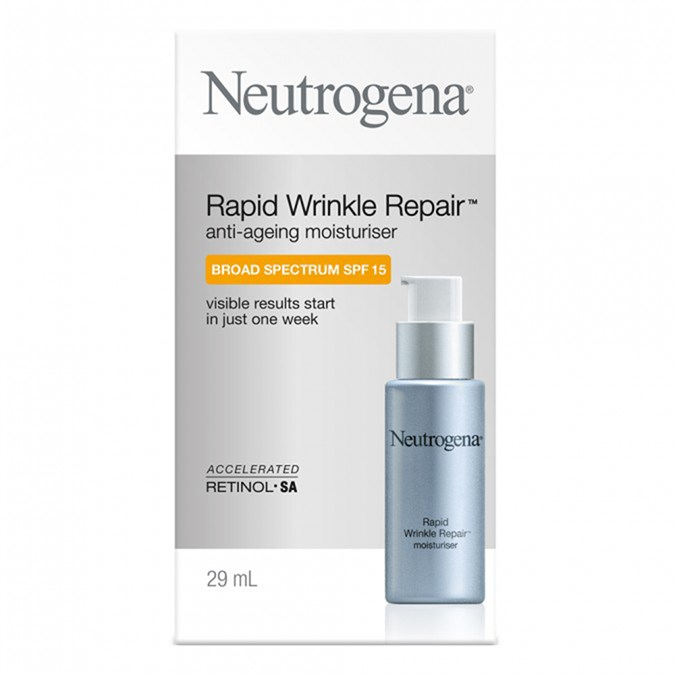 Neutrogena Rapid Wrinkle Repair Anti-Ageing Moisturiser Broad Spectrum SPF 15