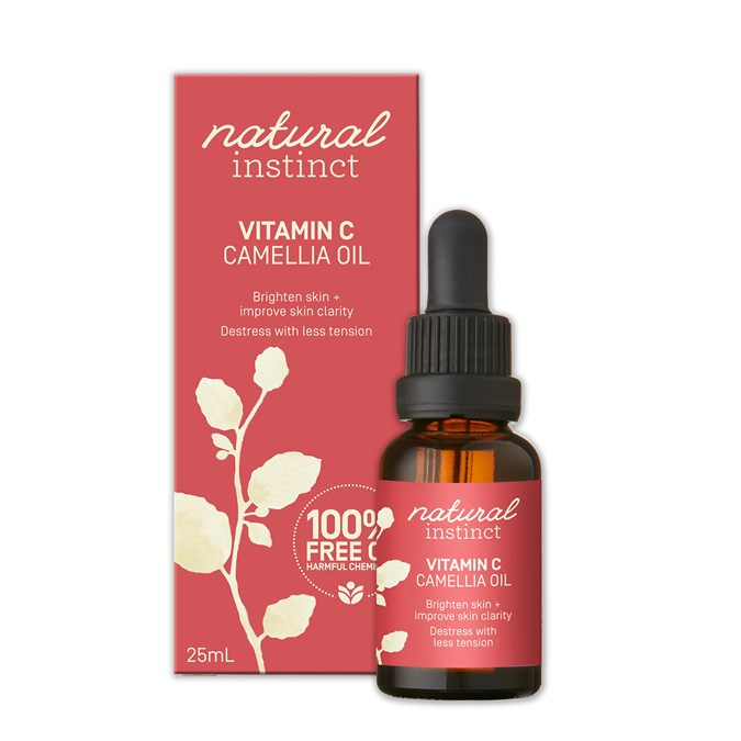Natural Instinct Vitamin C and Camellia Oil