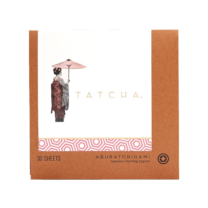 Tatcha Aburatorigami Blotting Papers