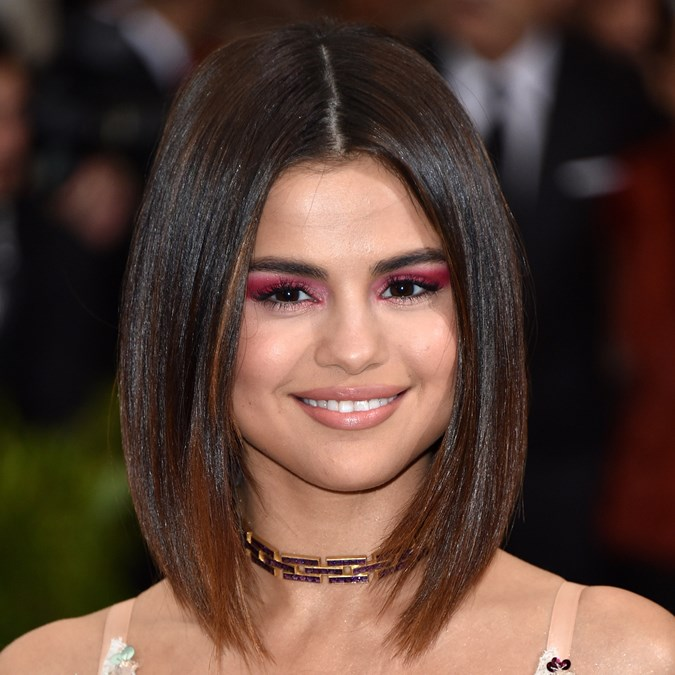 2017 Coolest Cuts & How To Style Them Like A Celeb - Selena Gomez