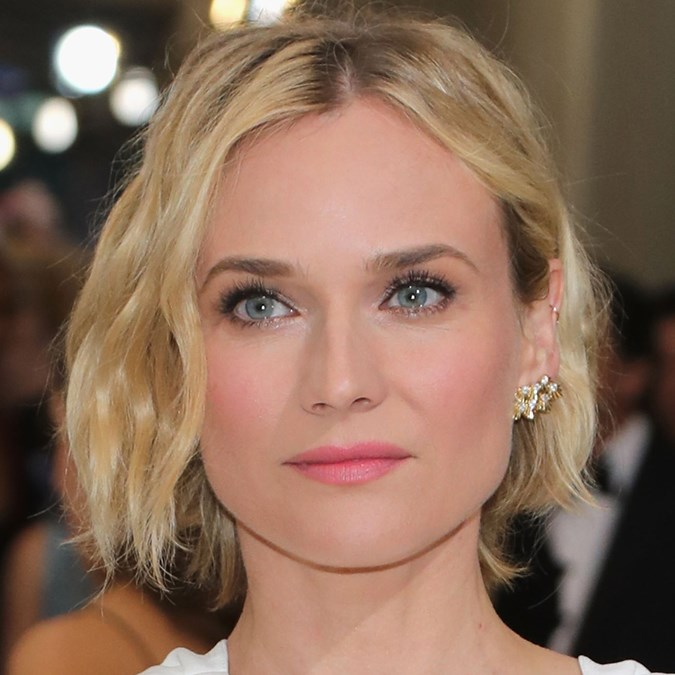 2017 Coolest Cuts & How To Style Them Like A Celeb - Diane Kruger
