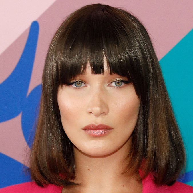 2017 Coolest Cuts & How To Style Them Like A Celeb - Bella Hadid