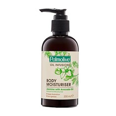 Palmolive Oil Infusions Body Moisturiser Jasmine with Avocado Oil