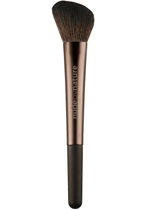 Nude by Nature angled brush