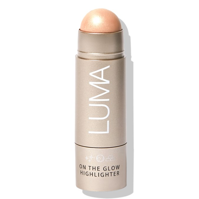Luma On The Glow Highlighter Stick in Cashmere Casbah