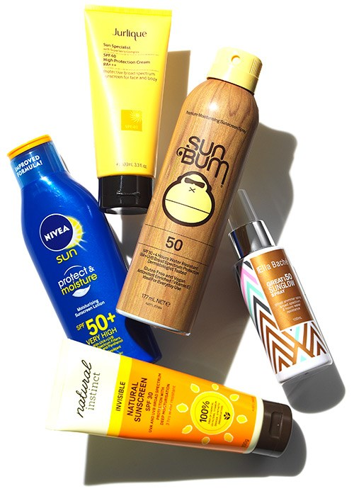 Summer Sunscreen Essentials