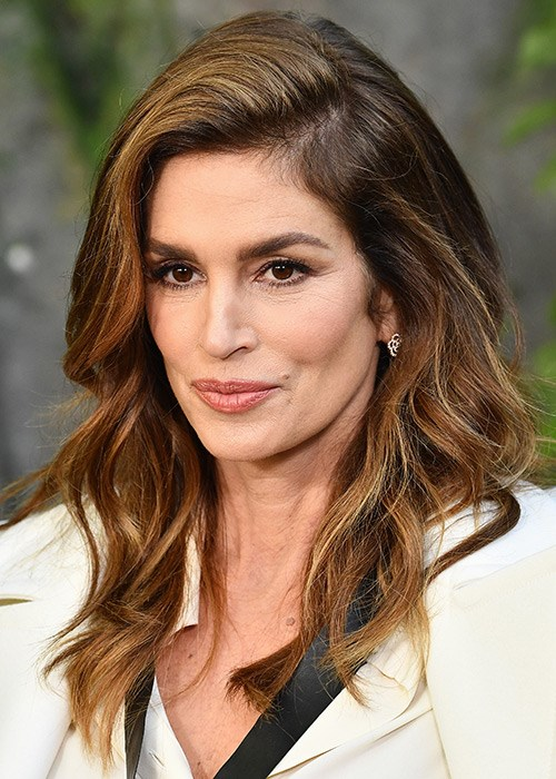 Top Areas Prone To Showing The First Signs Of Ageing - Cindy Crawford