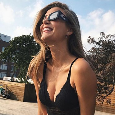 Your summer body care routine, sorted - Josephine Skriver