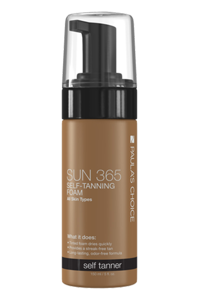 Paula's Choice Sun 365 Self-Tanning Foam