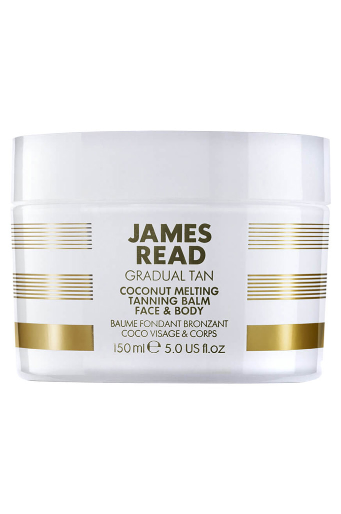 James Read Gradual Tan Coconut Melting Tanning Balm Face & Body